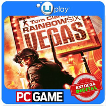 Tom Clancys Rainbow Six Vegas Uplay Cd-key Global