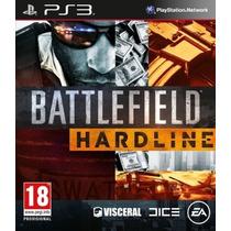 Battlefield Hardline Ps3 - Código -pré-venda Psn