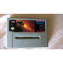 Topgear 2 Snes Super Nintendo