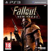 Ps3 - Fallout New Vegas - Midia Fisica - Novo Lacrado