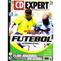 Actua Soccer 3 Futebol Internacional Original N Fifa Pes