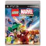 Lego Marvel Super Heroes - Jogo Ps3 (seminovo)