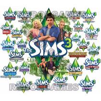 Kit The Sims 3+todas Suas Expansões+brinde!!aproveitaa!!