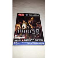 Biohazard Zero 0 (resident Evil Zero) - Original - Game Cube