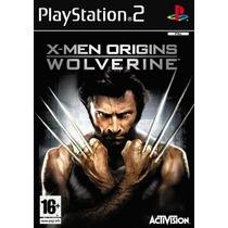 X-men Origins Wolverin Ps2 Patch Promoção Por Tempo Limitado