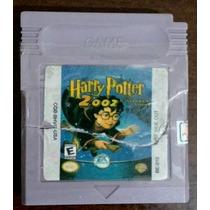 Cartucho Harry Potter Fita Gameboy Color Gbc Frete Grátis!