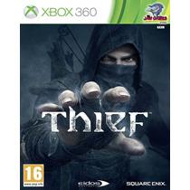Jogo Xbox 360 - Thief - Novo