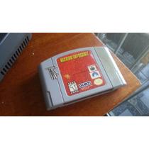 Mission Impossible Para O Nintendo 64 Funcionando 100%