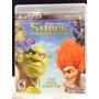 Jogo Shrek Forever After Playstation 3, Original, Novo