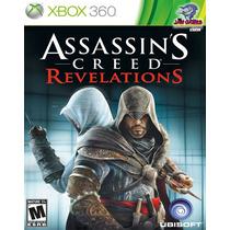 Jogo Xbox 360 - Assassins Creed Revelation - Usado