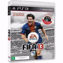 Ps3 - Fifa 13 - Fifa 2013 - Portugues Brasil Original