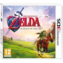 The Legend Of Zelda: Ocarina Of Time 3ds Americano