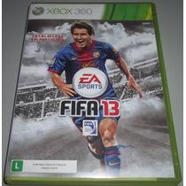 Fifa 13 - X-box 360 - Totalmente Em Português