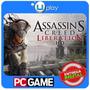 Assassins Creed: Liberation Hd Uplay Cd-key Global
