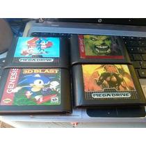 Jogos Para Mega Drive , Sonic 3d Blast, Altered Beast, Etc.