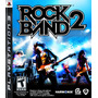 Rock Band 2 Ps3 - Rockband 2 - Impecavel Americano