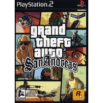 Patch Ps2 - Gta San Andreas