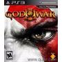 Jogo God Of War 3 Midia Fisica Novo Lacrado