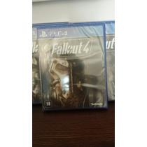 Fallout 4 Ps4 Pré-venda Mídia Física Português Lacrado