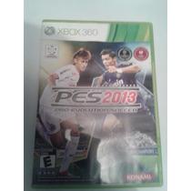 Pes 2013 / 13 - Xbox 360 - Midia Fisica (semi Novo)completo