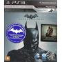 Batman Arkhan Origins Ps3, Português,lacrado,pronta Entrega
