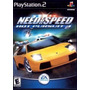 Jogo Ps2 - Need For Speed - Hot Pursuit 2