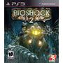 Bioshock 2 Ps3 Original Mídia Física Lacrado