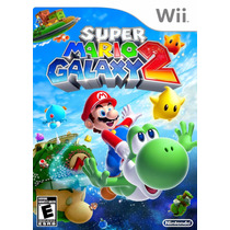 Super Mario Galaxy 2 Wii Wiiu Novo Lacrado