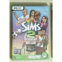 The Sims 2: Dose Dupla - Férias - Pc - Original