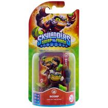 Boneco Skylanders Swap Force Scorp Ps4 Xbox One Ps3 3ds Wii