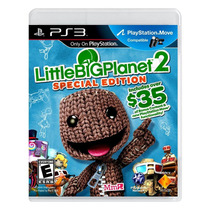 Little Big Planet 2 S.editio Ps3 Novo Lacrado Leia O Anúncio