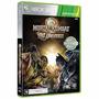Mortal Kombat Vs Dc Universe Xbox 360 Original Rcr Games