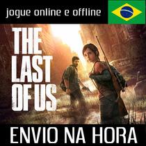 The Last Of Us - Dublado Português - Ps3 - Cód - Psn