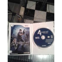 Resident Evil 4 Wii Edition Da Capcom
