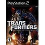 Jogo Ps2 - Transformers - Revenge Of The Fallen