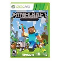Minecraft Xbox 360 Edition Em Português Original Microsoft