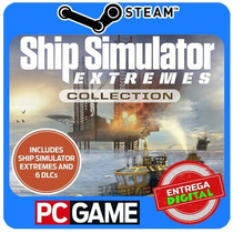 Ship Simulator Extremes Collection Steam Cd-key Global