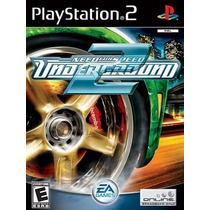 Need For Speed Underground 2 Ps2 Patch + 2 De Brinde