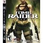 Jogos Para Ps3 - Tomb Raider Underworld - Original
