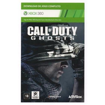 Call Of Duty Ghosts Xbox 360 Mídia Digital Original Código
