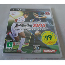Pro Evolution Soccer Pes 2013 Ps3 Lacrado