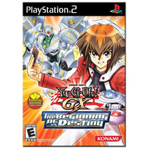 Yu-gi-oh! Gx - The Beginning Of Destiny. ! Jogos Ps2