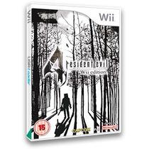 Jogo Nintendo Wii Resident Evil 4 Pal Europa Rvl-001 (eur)