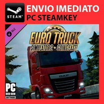 Euro Truck 2 Going East Dlc - Steam Key Pc Original