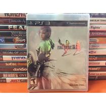 Jogo Final Fantasy 13 Parte 2 Ps3 - Jogo Original Lacrado