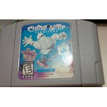 Fita De N64 Charlie Blasts Territory Original Nintendo 64