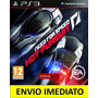Jogo Digital Need For Speed Hot Pursuit Ps3 Psn