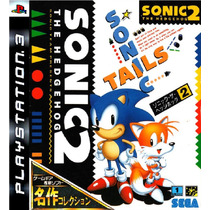 Sonic The Hedgehog 2 Ps3 Psn Midia Digital Original