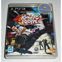 Kung Fu Rider   Ação   Tiro   Luta   Jogo Ps3   Original