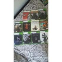 Jogos Xbox 360 Usados ( Em Perfeitos Estado )